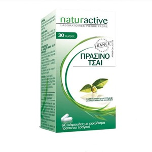Naturactive green tea 60caps