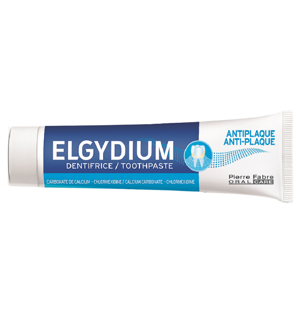 ELGYDIUM ΟΔ/ΚΡΕΜΑ ANTIPLAQUE 75ML