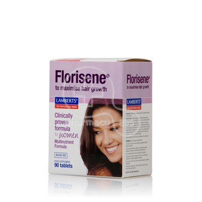 LAMBERTS - Florisene Hair Growth - 90tabs
