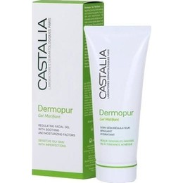 Castalia Dermopur Gel Matifiant (40ml)
