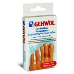 Gehwol Toe Dividers Small 3τμχ
