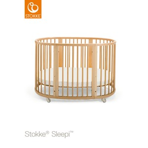 Κρεβάτι Stokke SLEEPI 120cm Natural