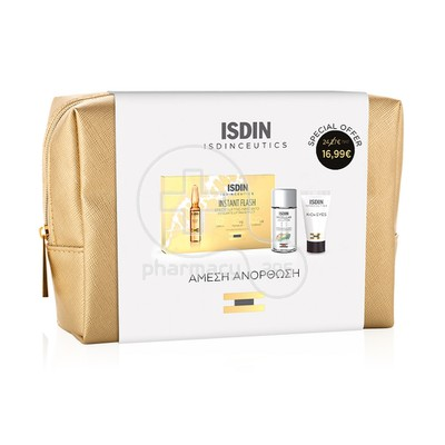 ISDIN - PROMO PACK INSTANT FLASH Immediate Lifting Effect - 5x2ml ΜΕ ΔΩΡΟ K-Ox Eyes - 3gr & Micellar Solution 4in1 - 30ml