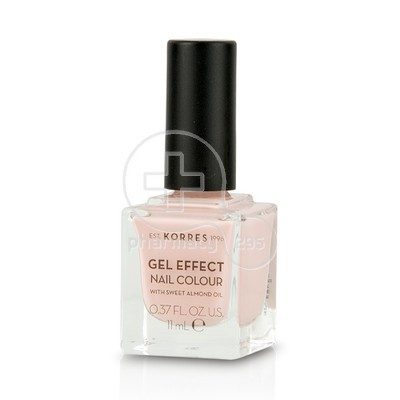 KORRES - GEL EFFECT Nail Colour No32 Cocos Sand - 11ml