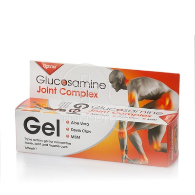 OPTIMA - Glucosamine Joint Complex Gel - 125ml