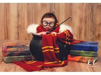 Baby Names for Harry Potter Super Fans