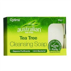 Optima Australian Tea Tree Cleansing Soap 90gr