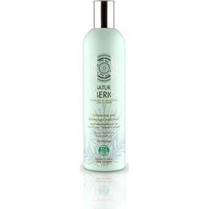 Natura siberica volumizing   balancing conditioner oily hair 400ml