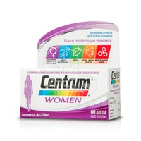 CENTRUM - WOMEN Complete from A to Zinc - 60caps