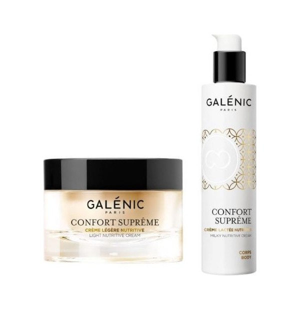 GALENIC NOEL CONFORT SUPREME SET 2018 / 50ML PR(+100ML)
