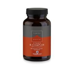 Terranova Vitamin B-Complex With Vitamin C Σύνθεση Βιταμινών Του  Συμπλέγματος Β Για Μέγιστη Απορρόφηση b76e36cd2d6
