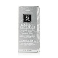 APIVITA - 5-Action Eye Serum - 15ml