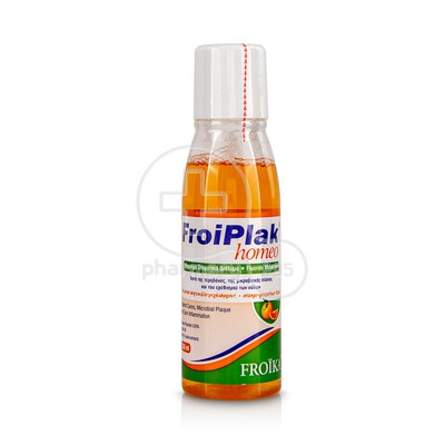 FROIKA - FROIPLAK Homeo Orange-Grapafruit flavor - 250ml