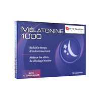 FORTE PHARMA MELATONINE 1000 30TABL