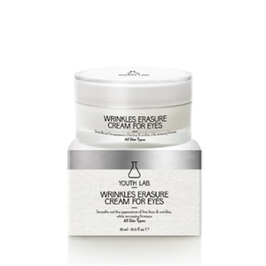Youth lab wrinkles erasure cream for eyes all skin types enlarge