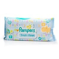 PAMPERS - Μωρομάντηλα Fresh Clean (ανταλλακτικό) - 64τεμ.