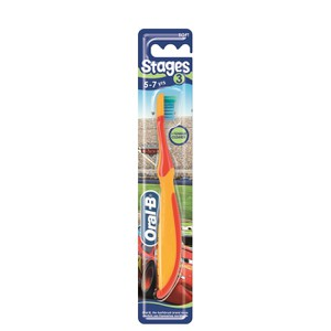 Oral b stages no 3 toothbrush