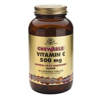 SOLGAR C 500MG CHEWABLE ΒΑΤΟΜΟΥΡΟ 90TABS