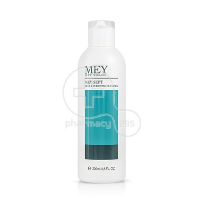 MEY - MEY SEPT Deep & Purifying Cleanser - 200ml