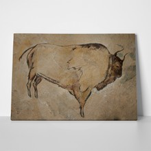 Buffalo cave painting 54639757 a