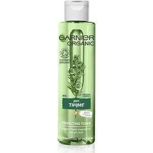 Garnier pure thyme perfecting toner 150ml