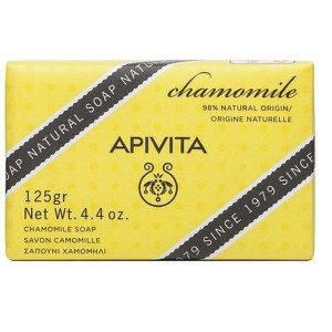APIVITA Natural soap with chamomile 125gr