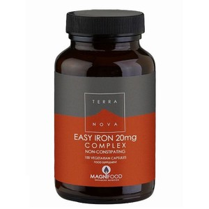 Terranova easy iron 20mg complex 100