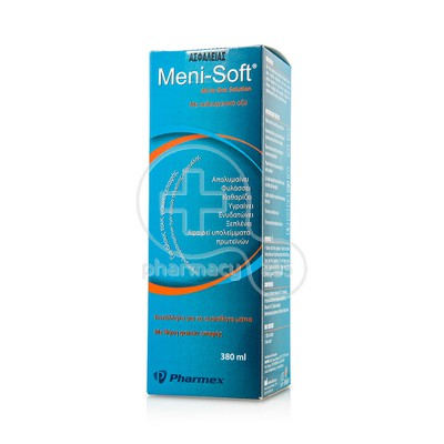 MENI-SOFT - ALL IN ONE Solution - 380ml