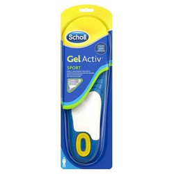 Dr. Scholl Gel Activ Sport Insoles For Men One Size 1 Pair