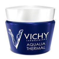 Vichy Aqualia Thermal Night Spa Gel-Cream - Ενυδατική Κρέμα Νύχτας 75ml