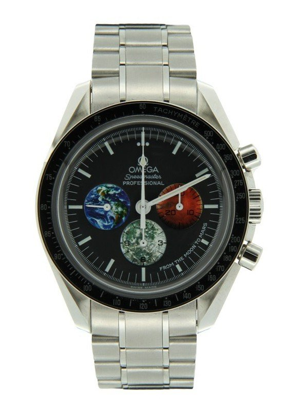 "Speedmaster Professional ""Moon to Mars"""