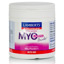 Lamberts Myo-Inositol powder, 200gr