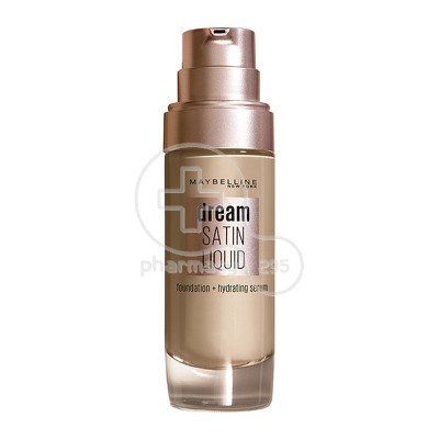 MAYBELLINE - DREAM SATIN Liquid Foundation No10 (Ivory) - 30ml