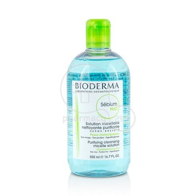BIODERMA - SEBIUM H20 Solution Micellaire - 500ml