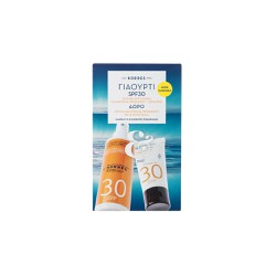 Korres Promo Sunscreen Face & Body Emulsion SPF30 150ml + Gift Sunscreen Face Cream SPF30 50ml