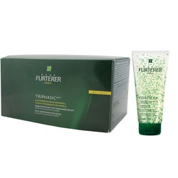 Rene Furterer Triphasic VHT Serum 8 Vials * 5, ml NF 44ml + Rene Furterer Σαμπουάν Forticea 200ml