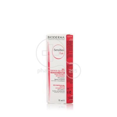 BIODERMA - SENSIBIO Eye Gel - 15ml
