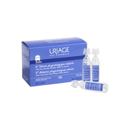 Uriage Bebe 1st Natural Physiological Serum Φυσιολογικός Ορός 18x5ml