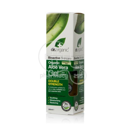 DR. ORGANIC - ALOE VERA Gel Double Strength - 200ml