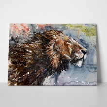 Lion painting 598501148 a