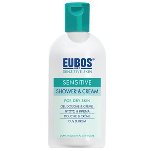 Eubos sensitive shower cream 200ml