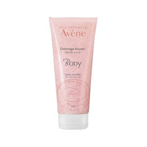 Avene body gentle scrub