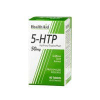 HEALTH AID 5-HTP 50MG 60TABL