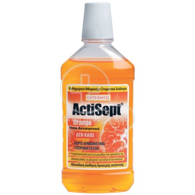 INTERMED - ACTISEPT MOUTHWASH 500ml