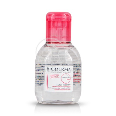 BIODERMA - SENSIBIO H2O Solution Micellaire - 100ml (travel size)