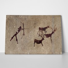 Prehistoric cave painting deer 5532988 a
