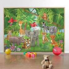 Jungle animals b