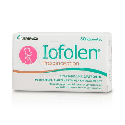 ITALFARMACO - IOFOLEN Preconception - 30caps