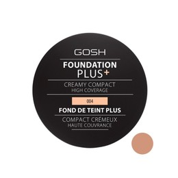 Gosh Foundation Plus+ Creamy Compact Honey 004