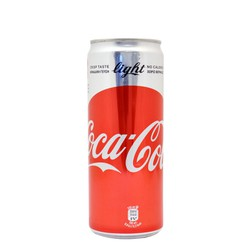 COCA-COLA LIGHT ΚΟΥΤΙ 330 ml